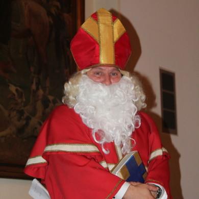 Der Nikolaus im ZLK