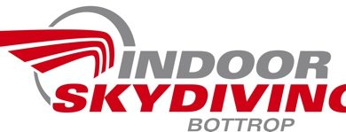 ZLK vor Ort: Indoor Sky-Diving in Bottrop