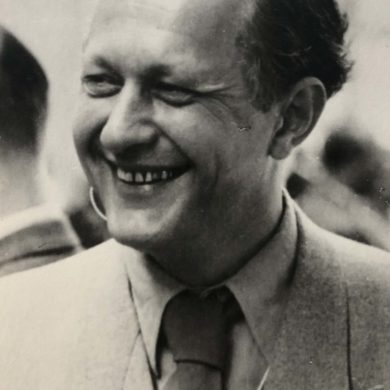 """Zwei-Löwen-Grube: """"Großzügige Wohn- und Clubkultur"""" – Vortragsabend zum Architekten Jobst Hans Muths (1906-1973), Planer des ZLK-Klubhauses (1951)"""