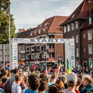 """ZLK mit dabei: """"18. Volksbank-Münster-Staffelmarathon"""""""