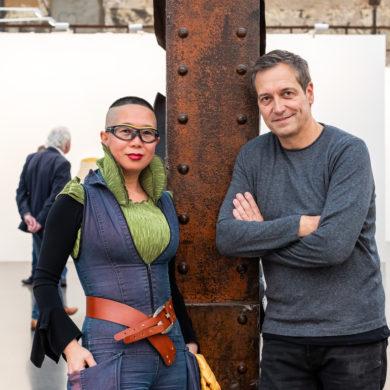 1. ZLK vor Ort: Werke von Jiny Lan und Dieter Nuhr in der Galerie Laing