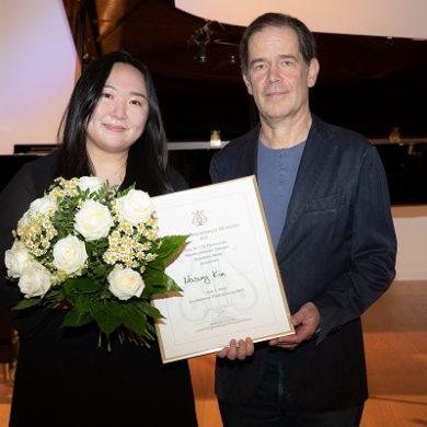 Sonntagsmatinee mit Nasung Kim, Gewinnerin des Steinway Förderpreises 2021